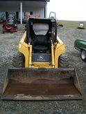 John Deere 320 Skid Steer, 750