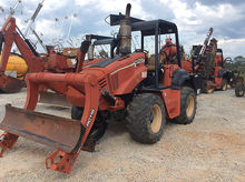 2006 Ditch Witch RT115H Rubber