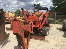 2007 Ditch Witch RT75H Rubber T