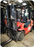 Used Forklift 0638D-CPCD25