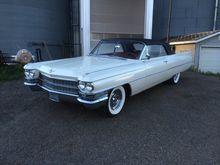Cadillac, Convertible 1963