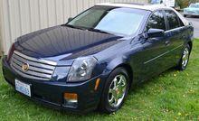 Cadillac, CTS 2005