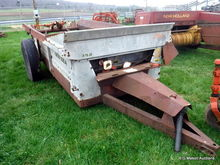Idea 352 manure spreader