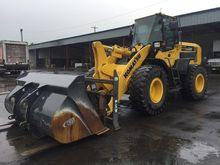 2015 Komatsu WA320-7 Wheel Load