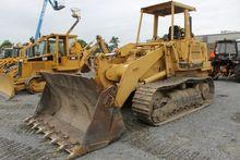 CAT 953B Crawler Loader, PINI: