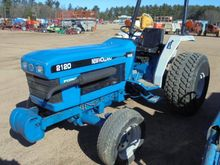 Holland 2120 Compact Tractor