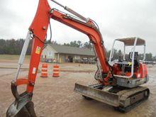 Scat Trak 545 Mini Excavator