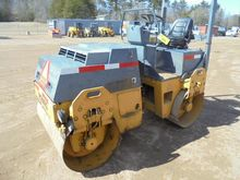 1997 Bomag 120AD-3 Double Drum