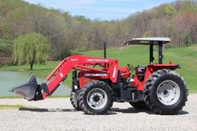06 Massey Ferguson 491 Tractor-