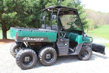 06 Polaris Ranger 700 twin 6x6: