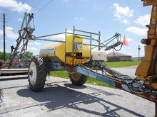 BLUMHARDT PULL SPRAYER