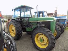 JD 2955 4WD, Full Cab, Exc. Fro