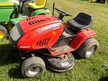 Troybilt Poney Lawn Tractor (Wa