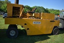 INGRAM ASPHALT ROLLER RUNS
