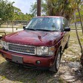 2005 Range Rover