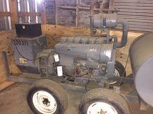 Deutz Power Unit - 151 hp, Moun