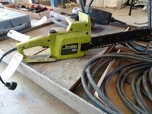 Poulan Electric Chainsaw