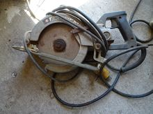 Black & Decker Worm Drive Saw