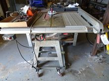 Craftsman Table Saw With 4 &8 R