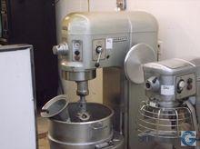 Hobart 80-quart mixer with atta