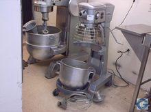 Hobart 30-quart mixer with bowl