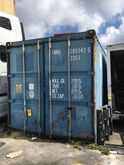 20 FOOT CONTAINER (INCLUDES CAR