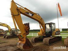 2005 Cat 320CL Excavator, s/n P