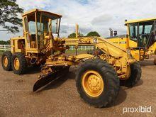 Cat 140G Motor Grader, s/n 72V4