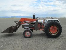 David Brown 995 Case Tractor