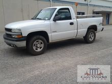 2001 Chevrolet 1500 SILVERADO V