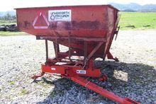 Gravity Grain bed on 6072 Wagon