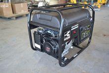 Koshin GEH6000DX Gas Generator,