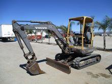 2007 Volvo ECR38 Mini-Excavator