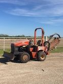 DitchWitch RT40 Trencher