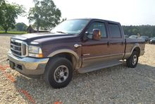 2003 Ford F250 KING RANCH Power