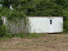 WORK STORAGE SHED W/CONTENTS