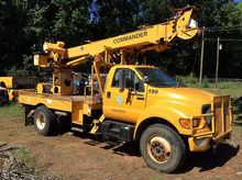 2002 Ford F750 Telelect Command