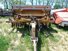 Haybuster 107 grain drill