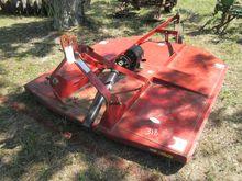 Absolute 6' rotary mower