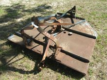 Absolute Ford 5' rotary mower