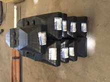 Komatsu Rubber track pads