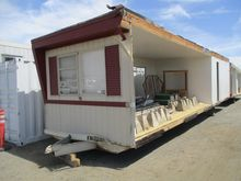 40' x 18' Double Wide Mobile Ho
