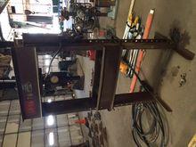 Red Arrow press 40 ton capacity
