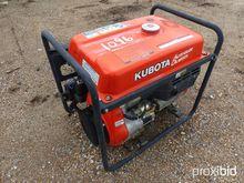Kubota ARX5500 Generator