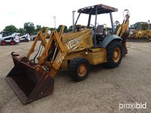 Case 580SL 4WD Loader Backhoe,