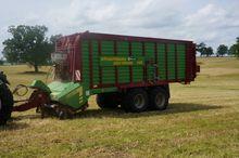 Strautmann Forage Wagon