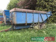 Bunnings Tandem Axle Dump Trail