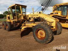 Cat 140G Motor Grader, s/n 72V0