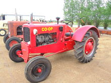 Coop # 2 Gas Tractor SN: Can't
