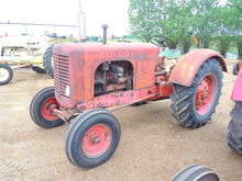 Coop S3 Gas Tractor SN: 3790